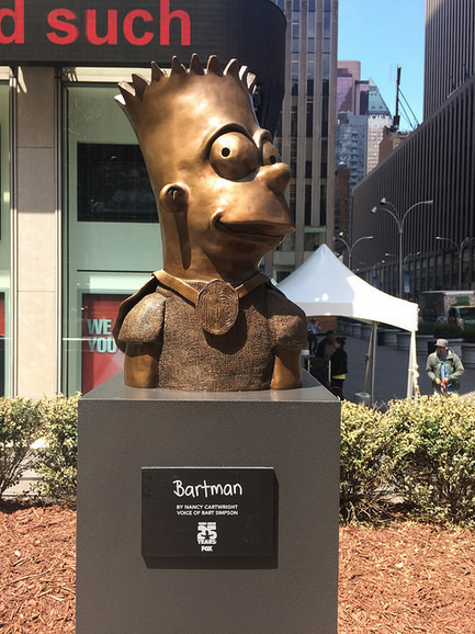 Bartman by Nancy Cartwright