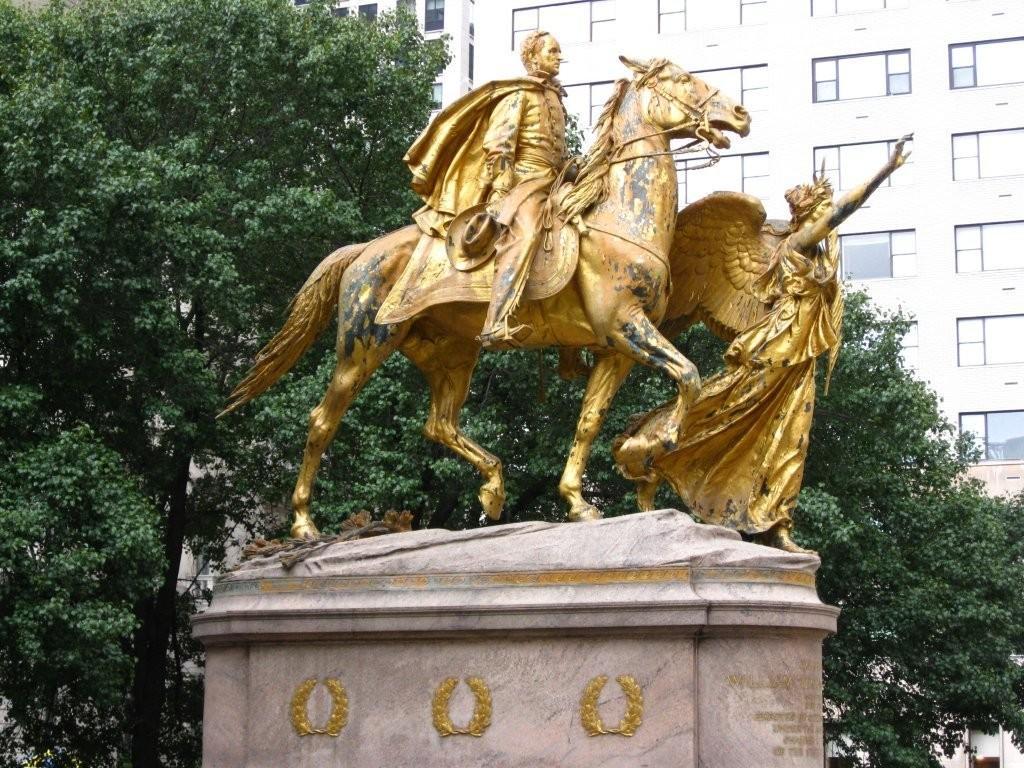 General Sherman Monument